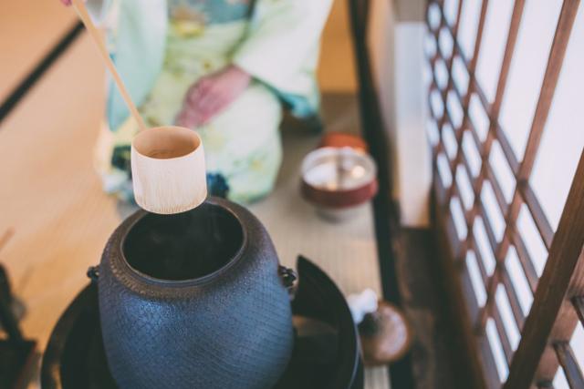柄杓(ひしゃく)の茶道具買取なら無料査定ができるSATEeee茶道具買取へ